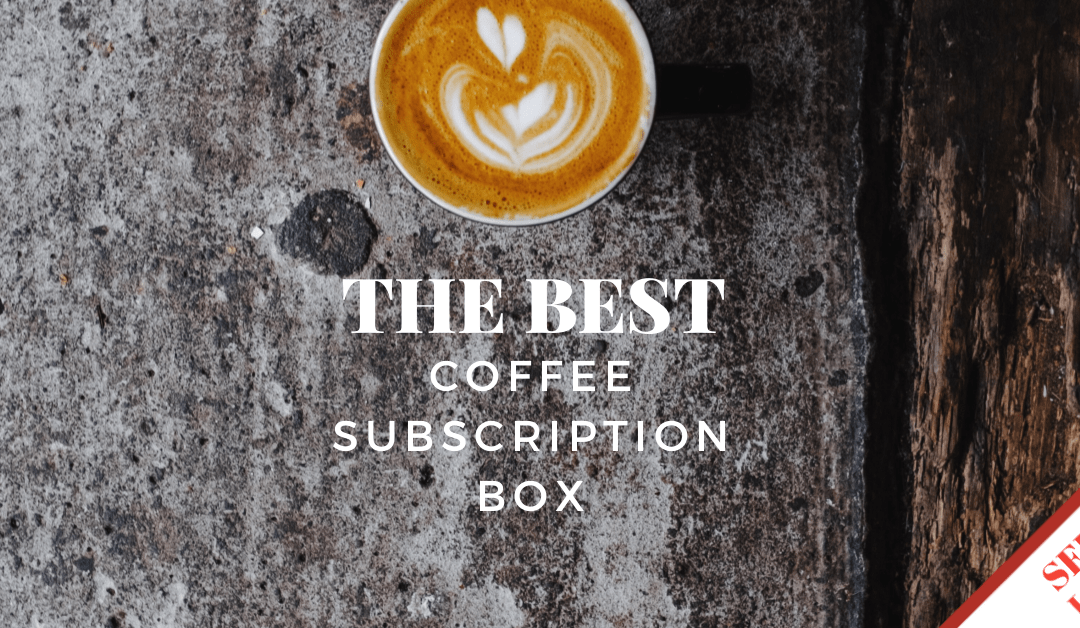 Best Coffee Subscription Box – The 9 Absolute Best!