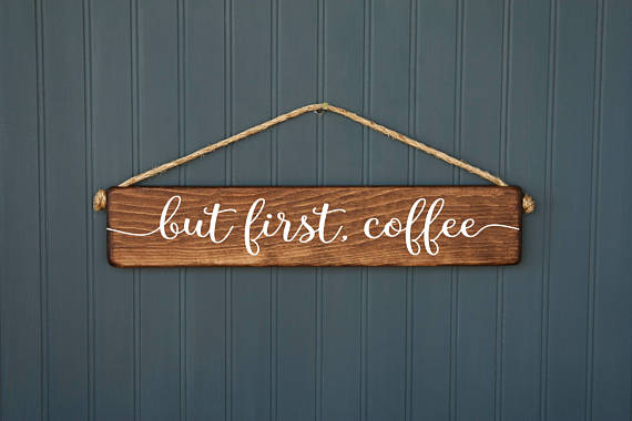 But first coffee coffee gift guide