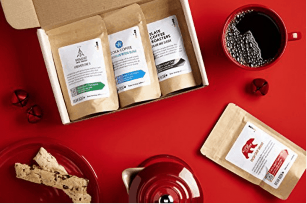 coffee subscription coffee gift guide